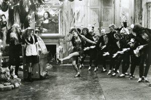 Transylvanienns dansant le Time Warp