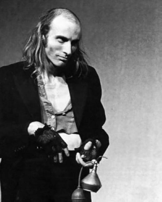Riff Raff sur scène en 1973