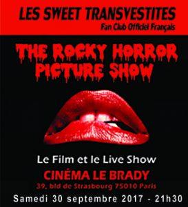 Le Rocky Horror Picture Show au Brady