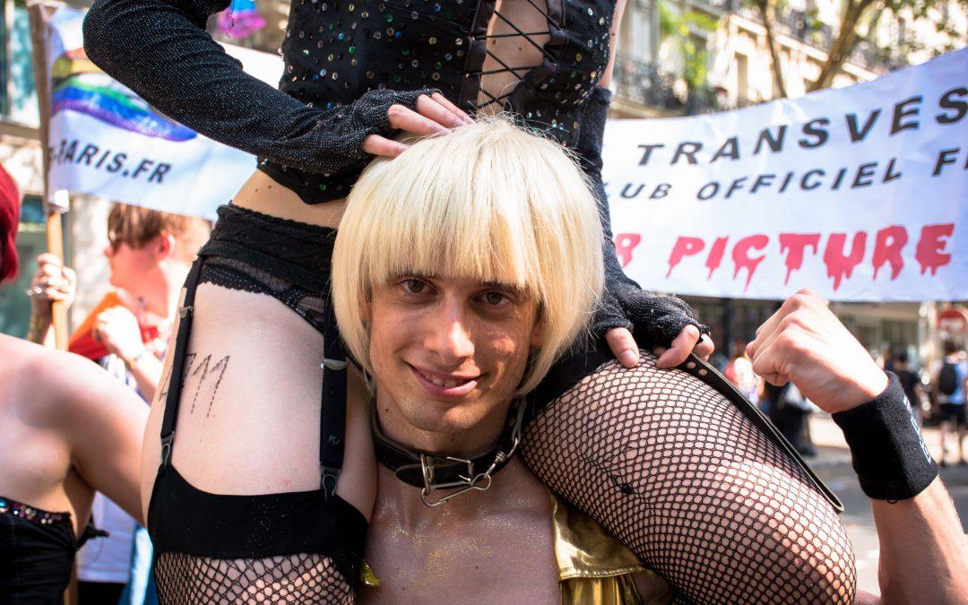Vidéo Gay Pride Paris 2018